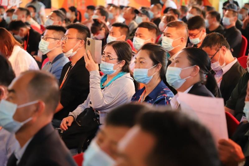 第35届中国鲜食玉米速冻果蔬大会召开