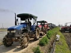 樟树市农业农村局切实做好农机安全生产工作,保障农业丰收